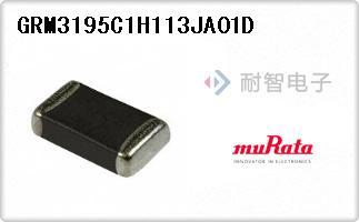 GRM3195C1H113JA01D