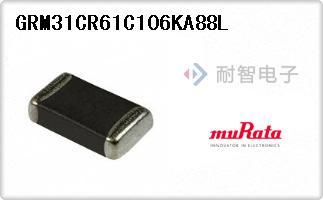 GRM31CR61C106KA88L