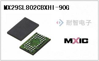 MX29SL802CBXHI-90G