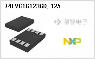 74LVC1G123GD,125