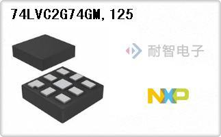 74LVC2G74GM,125