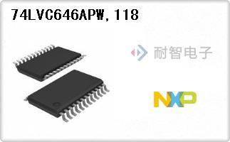 NXP公司的缓冲器,驱动器,接收器,收发器芯片-74LVC646APW,118