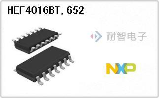NXP公司的模拟开关,多路复用器,多路分解器-HEF4016BT,652