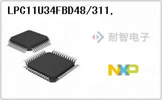 LPC11U34FBD48/311,