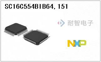 SC16C554BIB64,151