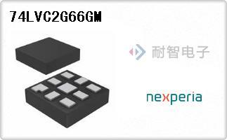 74LVC2G66GM
