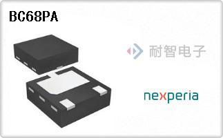 Nexperia公司的双极 (BJT) - 单-晶体管-BC68PA