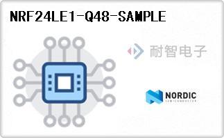 NRF24LE1-Q48-SAMPLE
