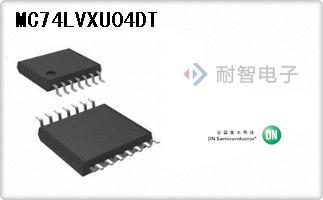 MC74LVXU04DT