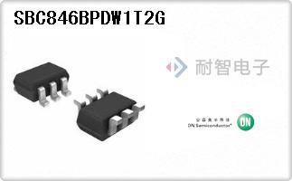 ON公司的晶体管阵列-SBC846BPDW1T2G