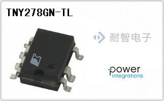 PowerIntegrations公司的AC-DC转换器,离线开关芯片-TNY278GN-TL