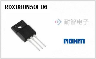 RDX080N50FU6