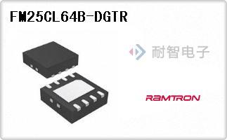 Ramtron公司的存储器芯片-FM25CL64B-DGTR