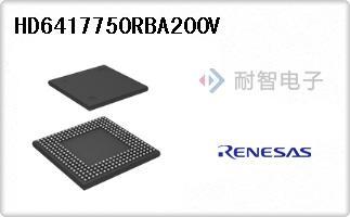 HD6417750RBA200V