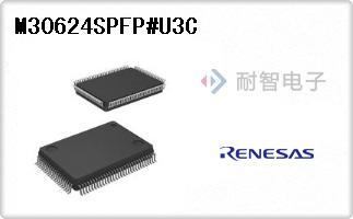 Renesas公司的微控制器-M30624SPFP#U3C