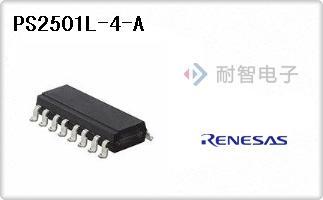 Renesas公司的光隔离器 - 晶体管,光电输出-PS2501L-4-A