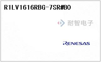 Renesas公司的存储器芯片-R1LV1616RBG-7SR#B0