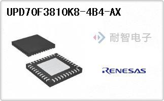 UPD70F3810K8-4B4-AX