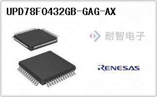 UPD78F0432GB-GAG-AX