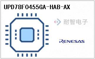 UPD78F0455GA-HAB-AX
