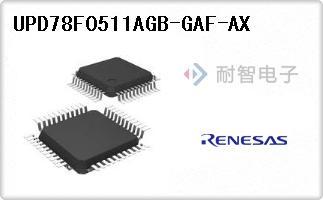 UPD78F0511AGB-GAF-AX