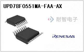 UPD78F0551MA-FAA-AX