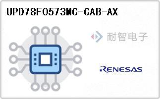 UPD78F0573MC-CAB-AX