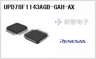 UPD78F1143AGB-GAH-AX