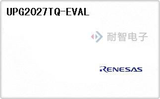 UPG2027TQ-EVAL