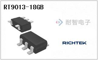 Richtek公司的线性稳压器芯片-RT9013-18GB