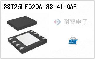 SST25LF020A-33-4I-QAE