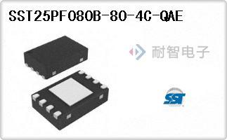 SST25PF080B-80-4C-QAE