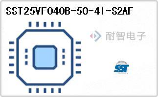 SST25VF040B-50-4I-S2AF