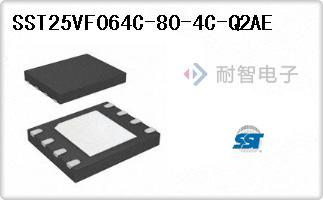 SST25VF064C-80-4C-Q2AE