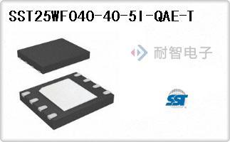 SST25WF040-40-5I-QAE-T