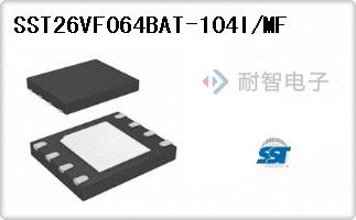SST26VF064BAT-104I/MF