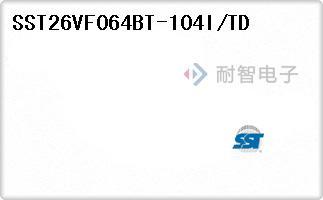 SST26VF064BT-104I/TD