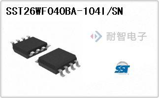 SST26WF040BA-104I/SN