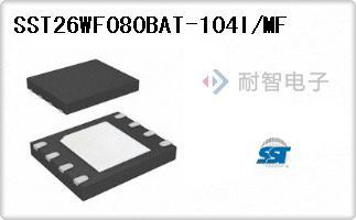 SST26WF080BAT-104I/MF