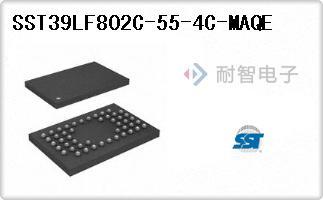 SST公司的存储器-SST39LF802C-55-4C-MAQE