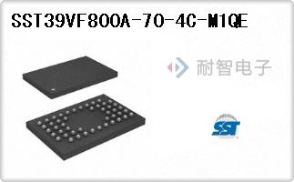SST公司的存储器-SST39VF800A-70-4C-M1QE