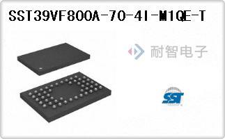 SST公司的存储器芯片-SST39VF800A-70-4I-M1QE-T