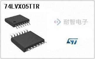 ST公司的栅极和逆变器芯片-74LVX05TTR