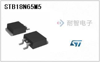 STB18N65M5