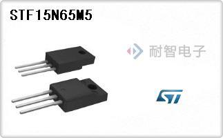 STF15N65M5