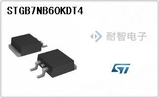STGB7NB60KDT4