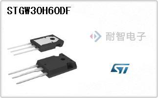 STGW30H60DF