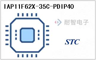IAP11F62X-35C-PDIP40