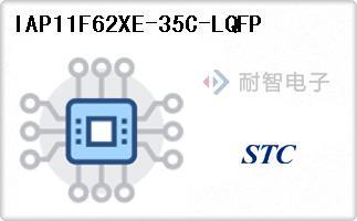 IAP11F62XE-35C-LQFP