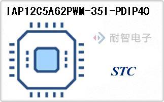 IAP12C5A62PWM-35I-PDIP40